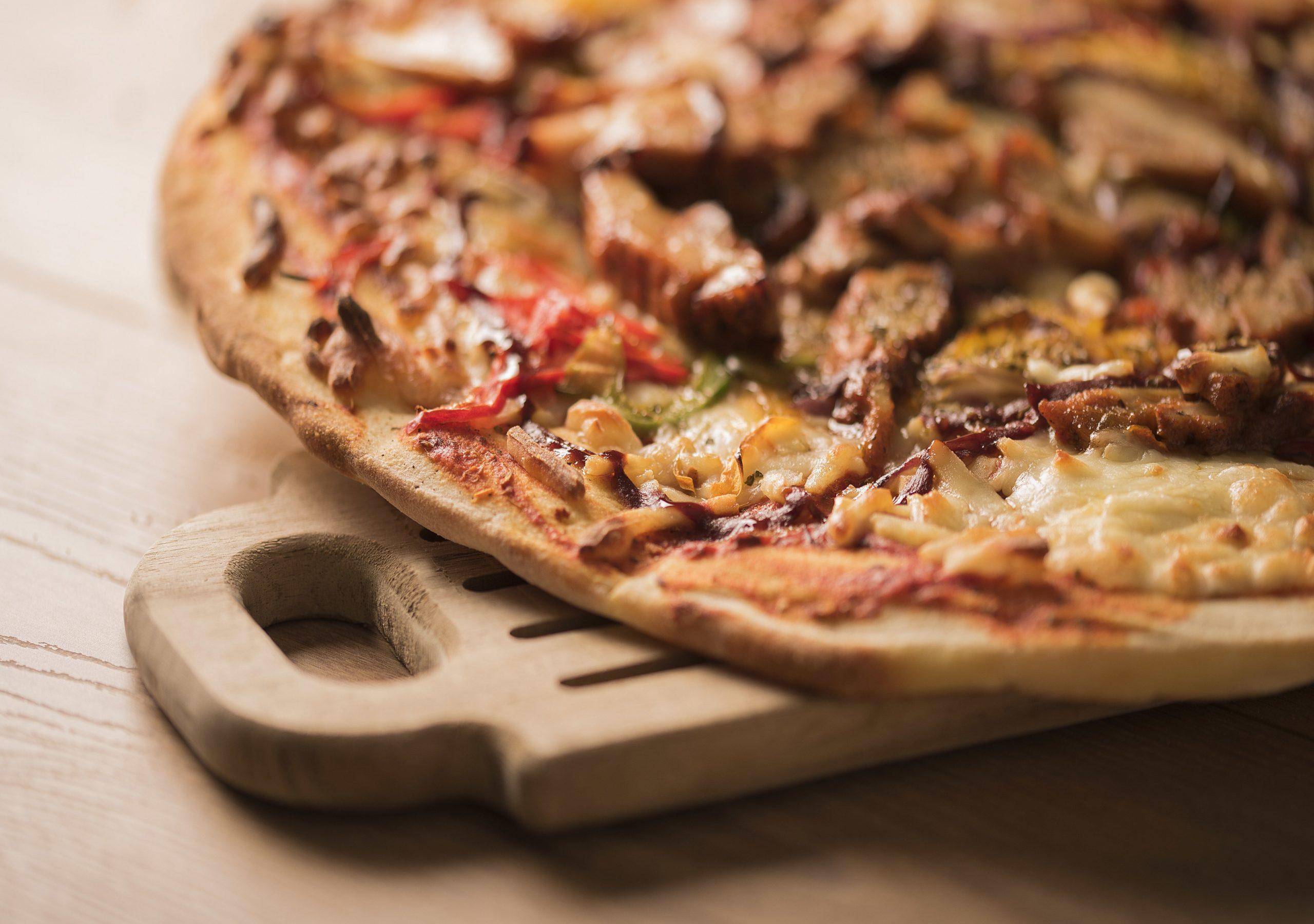 Livraison de pizza à Saumur